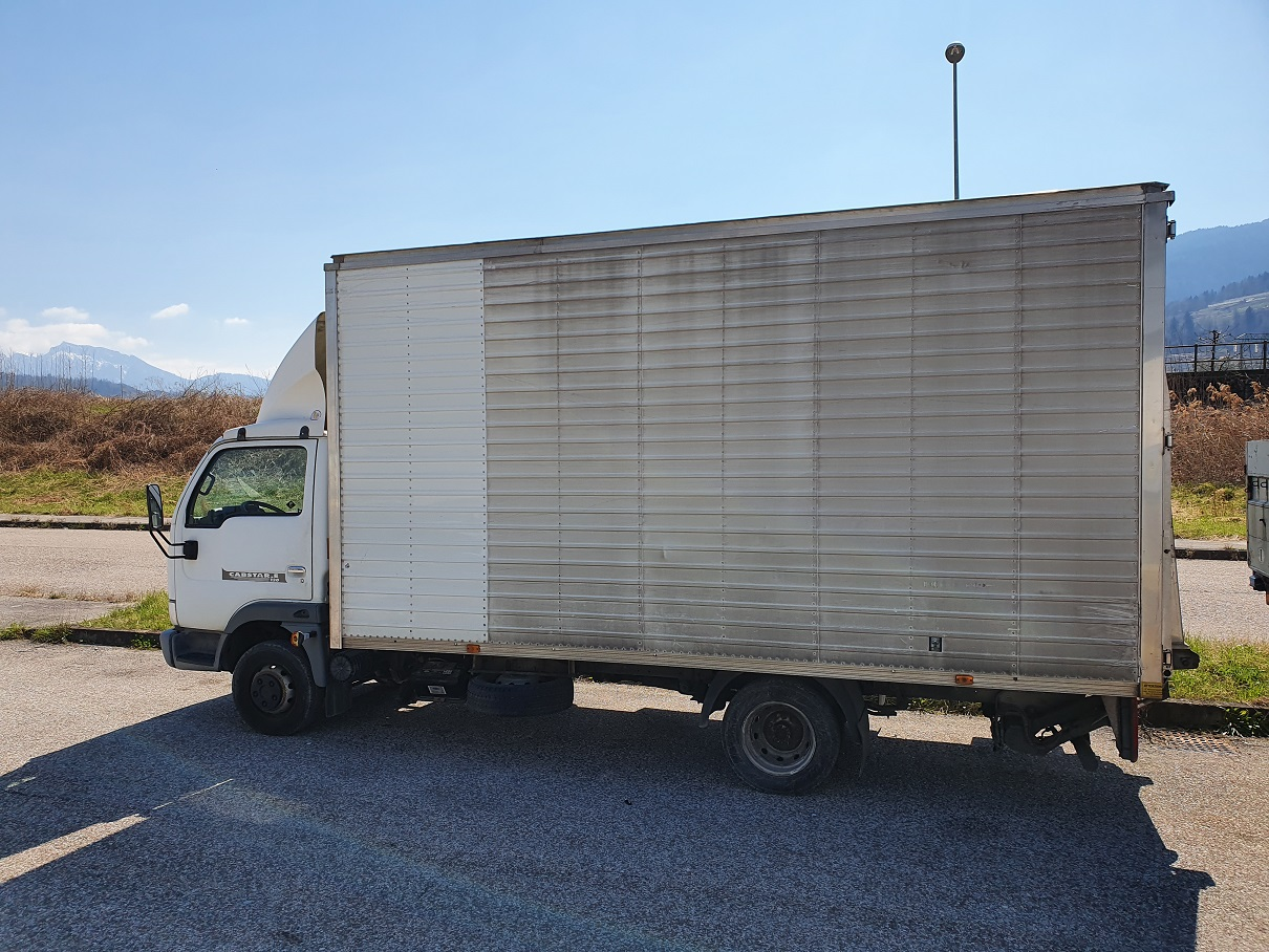 furgone sponda idraulica in vendita trento